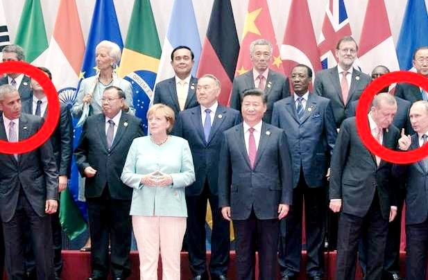G20 – Μια φωτογραφία, χίλιες λέξεις!