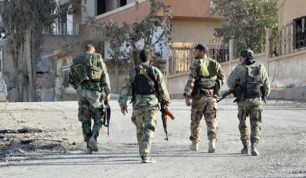 Η Συρία δίνει όρκο ότι θα απωθήσει τη τουρκική εισβολή μετά τη πλήρη επανακατάληψη του Χαλεπιού.