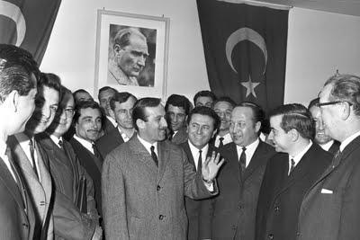 The Mundane Origins of Germany's Huge Turkish Population