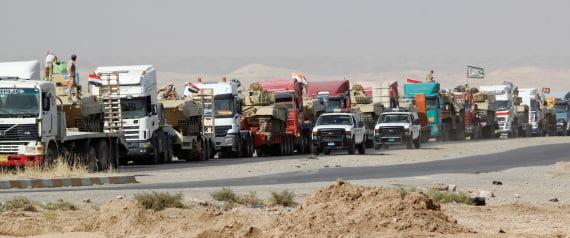 Εκατό χιλιάδες άμαχοι εγκαταλείπουν τη Μοσούλη
