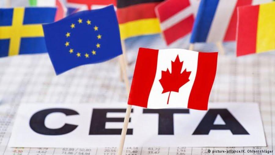 Τι σημαίνει για την Ε.Ε. και την Ελλάδα η υπογραφή της CETA