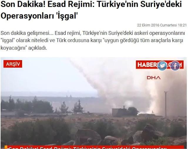 Συρία: 'Στρατός κατοχής- οι τουρκικές επιχειρήσεις στη Συρία- αντίσταση με όλα τα μέσα'