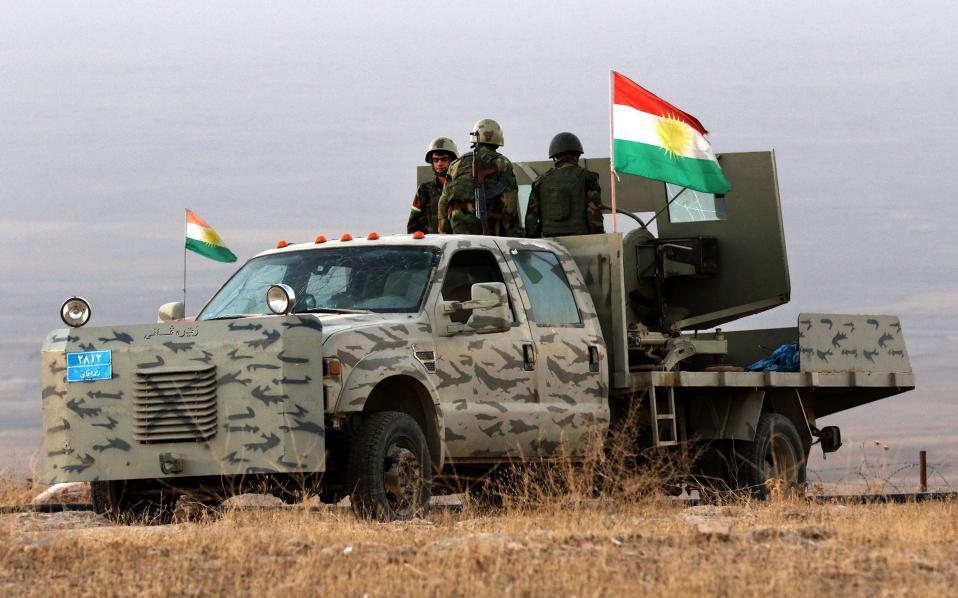 Αρχισε η επιχείρηση ανάκτησης της Μοσούλης από το Ισλαμικό Κράτος