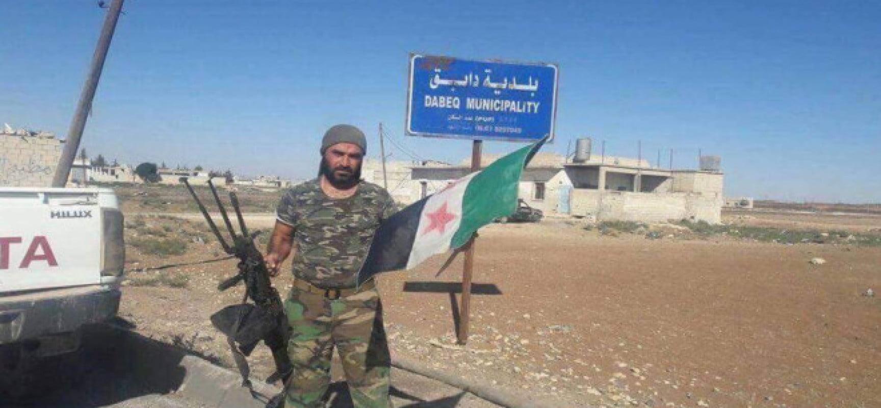 Το Νταές παρέδωσε το Νταμπίκ χωρίς μάχες, η Τουρκία επιμένει να δημιουργήσει μια ζώνη ασφαλείας στη βόρεια Συρία