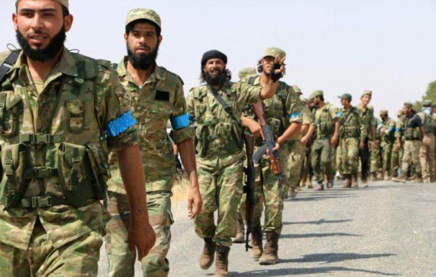 Αμερικανοί αξιωματικοί στο πλευρό Τουρκμένων που επιτέθηκαν στους Κούρδους