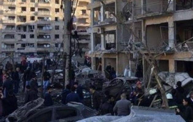 Προσπάθησαν να σκοτώσουν τους Κούρδους βουλευτές στο Ντιγιάρμπακιρ με τη βόμβα του ISIS