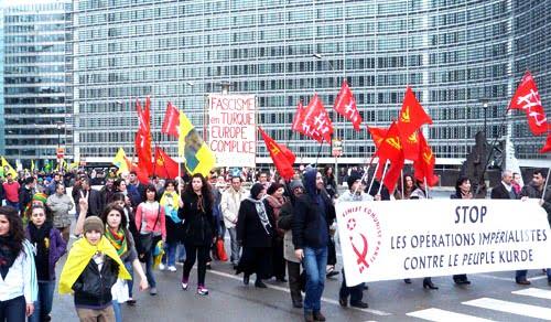 Στο όριο οι σχέσεις Βελγίου – Τουρκίας λόγω των επιθέσεων Ερντογάν για Γκιουλέν και ΡΚΚ