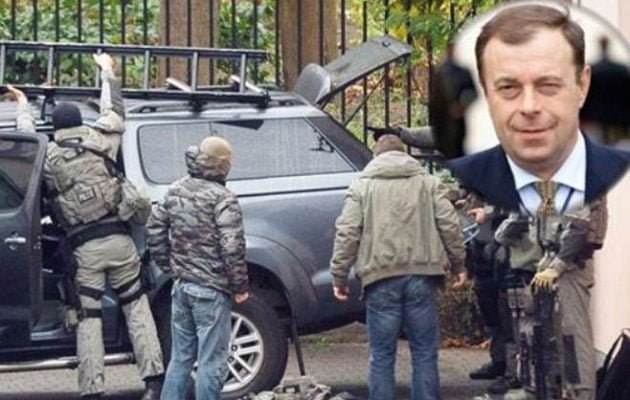 Με μια σφαίρα στο κεφάλι βρέθηκε υψηλόβαθμος αξιωματούχος του ΝΑΤΟ