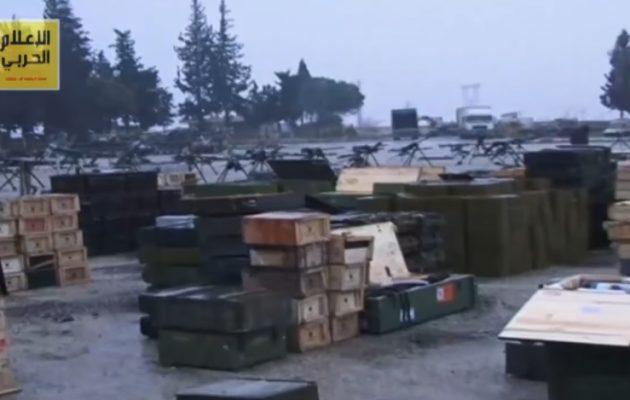 Γερμανία: Συνεχίζει τις εξαγωγές όπλων σε κράτη που υποστηρίζουν τα αντίπαλα μέρη στη σύρραξη της Λιβύης