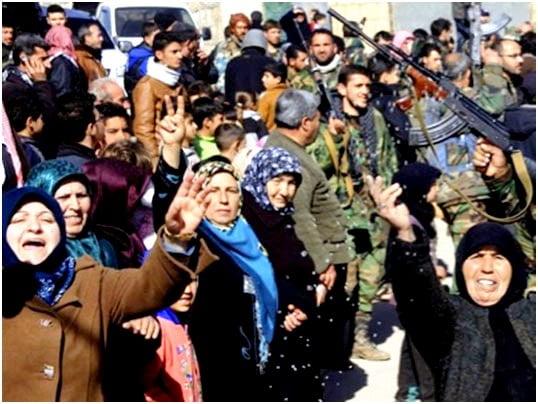 Μετά το ανατολικό Χαλέπι, σειρά για την απελευθέρωση της παίρνει η πόλις Ιντλίμπ
