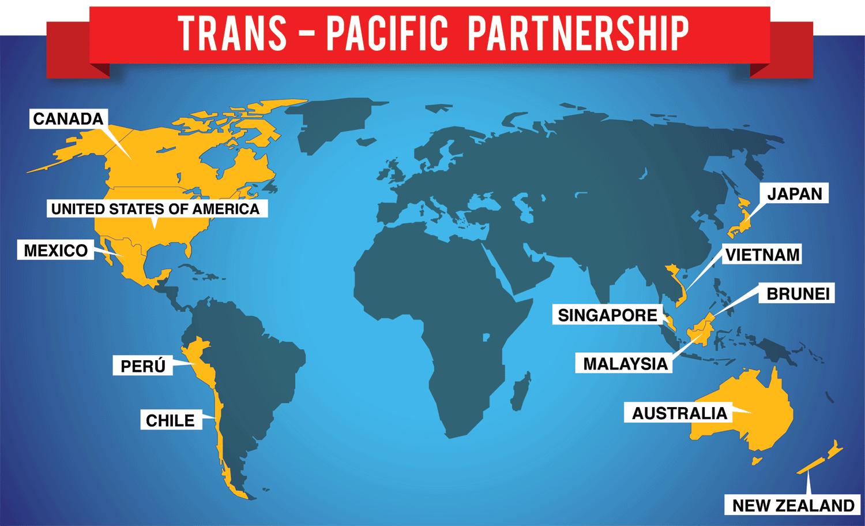Αποχωρούν από την Σύμπραξη της Περιοχής του Ειρηνικού (TPP) οι ΗΠΑ