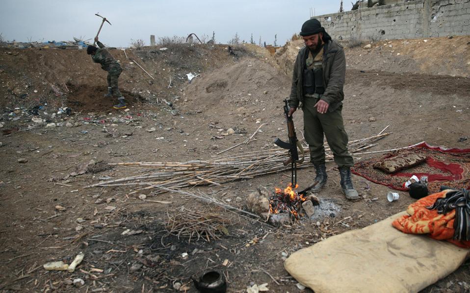 Turkiye: Σε περίπτωση πολέμου μισθοφόροι από τη Συρία θα πολεμήσουν εναντίον της Ελλάδας