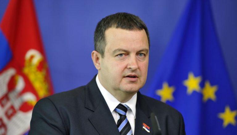"""Τι σημαίνει η δήλωση """"μετανοίας"""" του Σέρβου υπουργού Εξωτερικών για τα Σκόπια"""