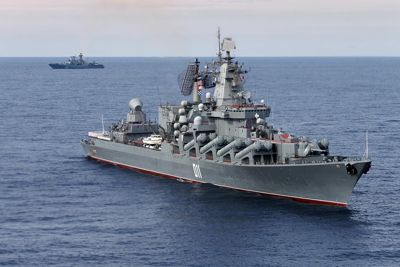 Η Ρωσία αναβαθμίζει όλες τις κορβέτες Nanuchka III του Στόλου του Ειρηνικού