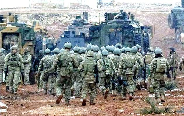Ο τουρκικός στρατός εξευτελίζεται έξω από την Αλ Μπαμπ και ο Ερντογάν ονειρεύεται… σουλτανάτο