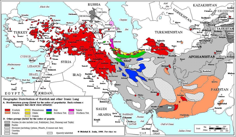 Ο εκδημοκρατισμός της Μέσης Ανατολής και ο ρόλος του κουρδικού λαού – Εκδήλωση στην Αθήνα, την Τετάρτη, 22-2