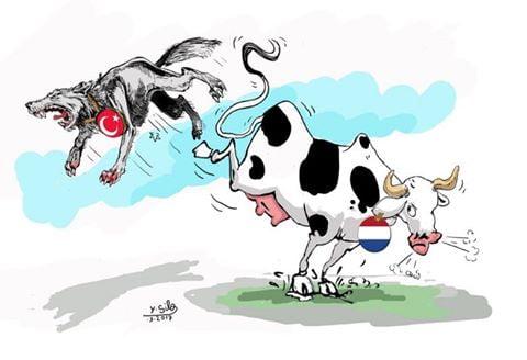"""""""Γνωρίζουμε τους Ολλανδούς απ' τη σφαγή στη Σρεμπρένιτσα""""."""