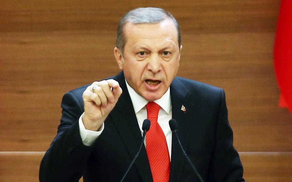"""Πόλεμος δηλώσεων μεταξύ Άγκυρας και Χάγης – Ο Ρούτε χαρακτήρισε """"τρελό"""" το σχόλιο του Ερντογάν"""