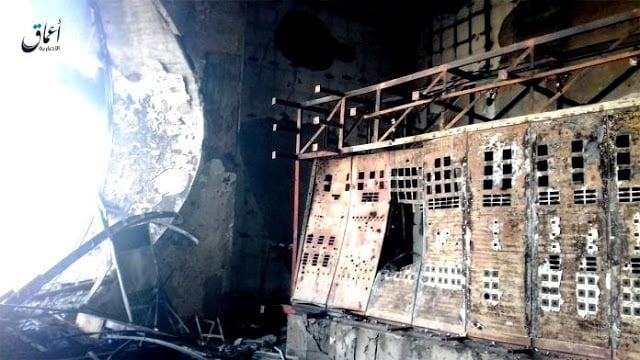 Μηχανικός που εργάζεται στο φράγμα της Τάμπκα λέει ότι το φράγμα δεν έχει άμεση μεγάλη ζημιά, αλλά χρειάζονται επείγουσες επισκευές