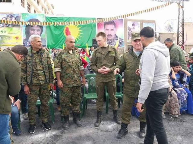 Ξανάρχισαν τα όργανα; Σκληρό διάβημα της Τουρκίας στη Ρωσία για το Κουρδικό