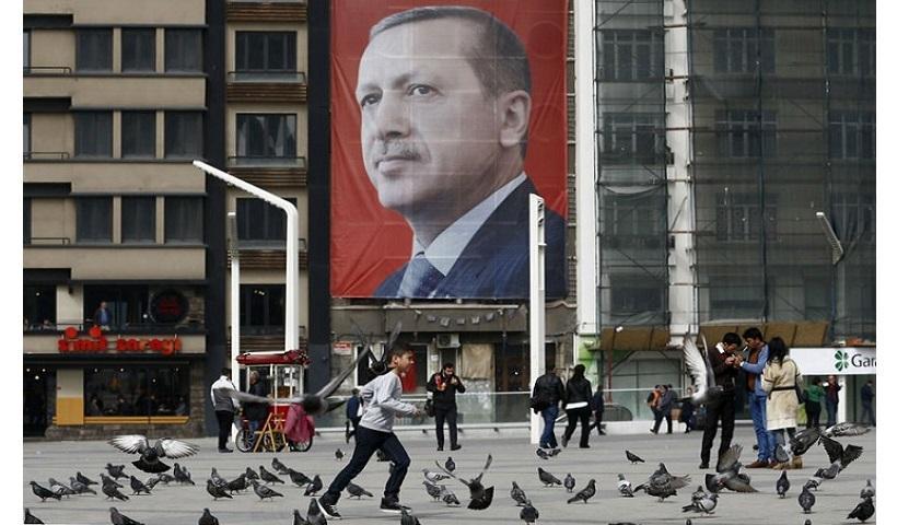 Μπορεί η Ευρώπη να σταματήσει την εξάπλωση της πολιτικής νεύρωσης της Τουρκίας;