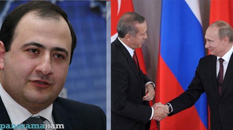 Μια ανάλυση για την πολιτική της Ρωσίας απέναντι στην Τουρκία, από τον τουρκολόγο Μελκονιάν