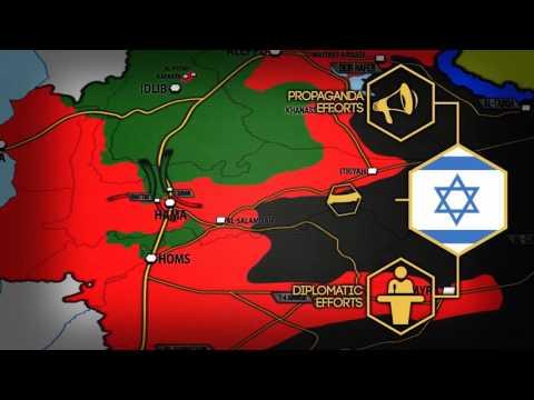 Οι ισραηλινές αεροπορικές επιδρομές συμβάλουν στη περαιτέρω κλιμάκωση της συριακής σύγκρουσης