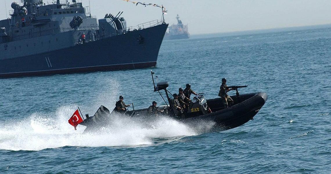 Περιοχή εντός κυπριακής ΑΟΖ δεσμεύει με NAVTEX η Τουρκία, για άσκηση με πραγματικά πυρά