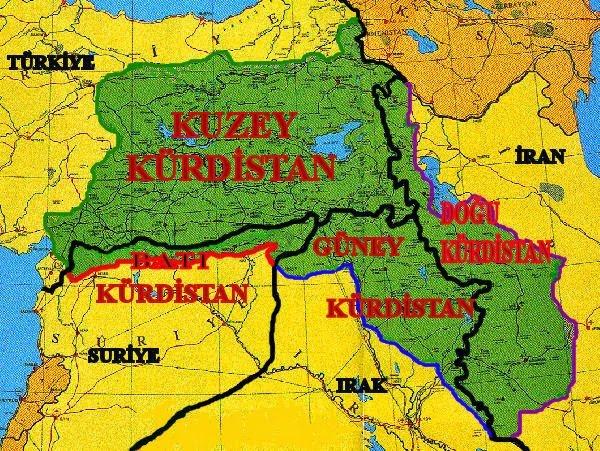 Σημαντική ανάλυση για τη Μέση Ανατολή, Συρία, Κουρδικό