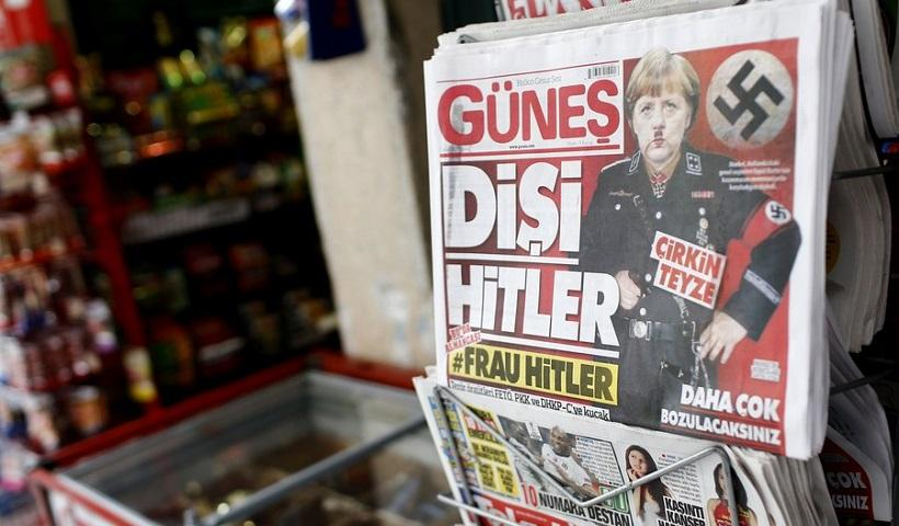 Όταν ο κατά συρροή γενοκτόνος αποκαλεί τους Ευρωπαίους Ναζί