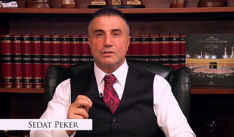 Η Τουρκική αστυνομία έχει διεξάγει περισσότερες από 30 επιχειρήσεις για να συλλάβει τον Peker