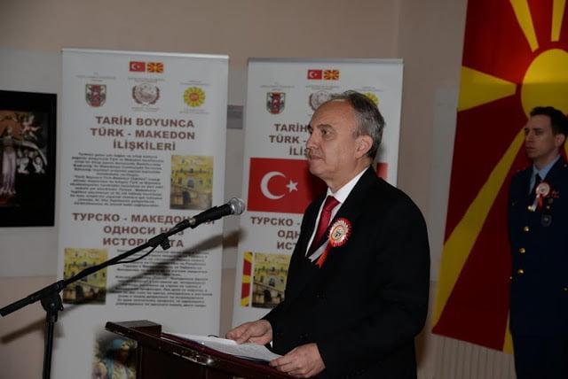 Μοναστήρι: Εκδήλωση «για τον μεγάλο Τούρκο μεταρρυθμιστή Κεμάλ Ατατούρκ»