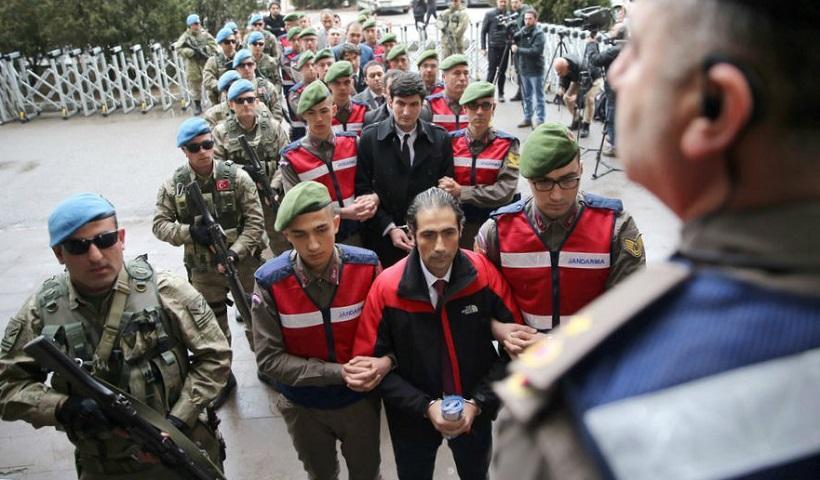 Δείτε ποια χώρα της Ε.Ε. και του ΝΑΤΟ, έδωσε άσυλο σε τέσσερις Τούρκους αξιωματικούς πραξικοπηματίες