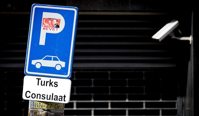 Ιδού οι αποδείξεις – Ο Ερντογάν σχεδίασε την κρίση με την Ολλανδία