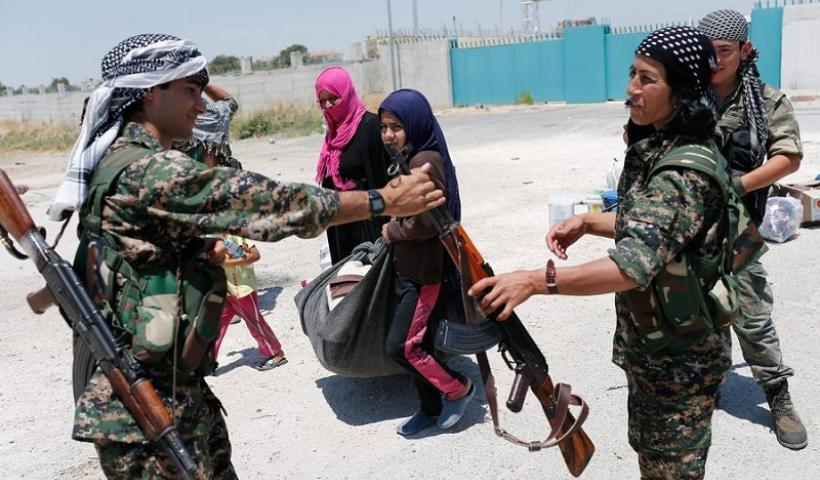 Πολύ δύσκολες μέρες για την Τουρκία – ΗΠΑ και Ρωσία δίνουν εγγυήσεις στους Κούρδους του PYD και απειλούν την Τουρκία