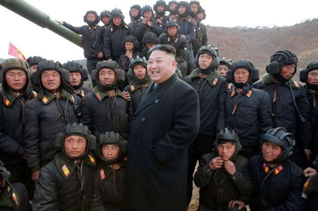 Σύννεφα πολέμου πάνω από την Κορέα