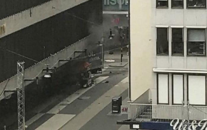 Τρομοκρατική επίθεση στη Στοκχόλμη: Όλα τα στοιχεία