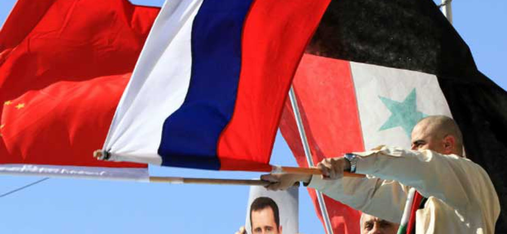 Περί στρατηγικής  το 2017 – Η Συρία, ένα κλειδί πρωτευούσης σημασίας για τη Ρωσία και τη Κίνα