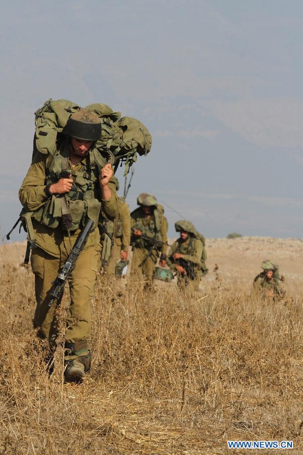Μαζική εμφάνιση Ισραηλινών κομάντος στο Τρόοδος – Νέο μήνυμα του Τελ Αβίβ προς Άγκυρα