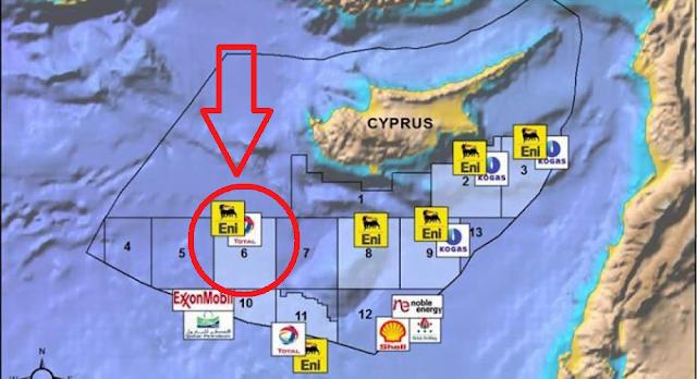 Απορρίπτει το τουρκικό casus belli για το Οικόπεδο 6 της ΑΟΖ, η Λευκωσία – Το έγγραφο που κατατέθηκε στον ΟΗΕ