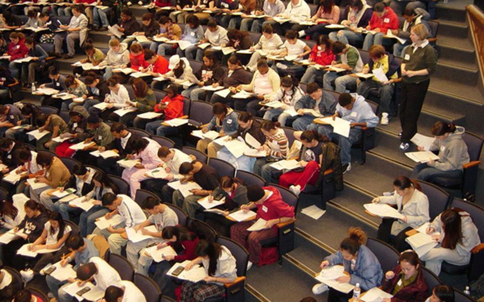 Τα τουρκικά πανεπιστήμια ανοίγουν σε Ελληνες φοιτητές