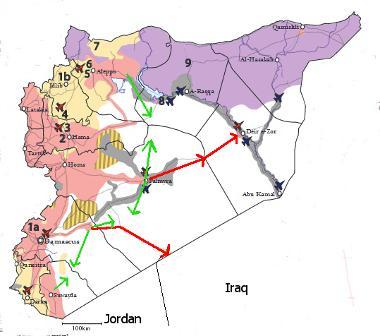 Συρία – «Το καθεστώς θα είναι εκεί» – Μήπως οι ΗΠΑ παραχωρούν τη Ράκκα … Και την ανατολική Συρία;