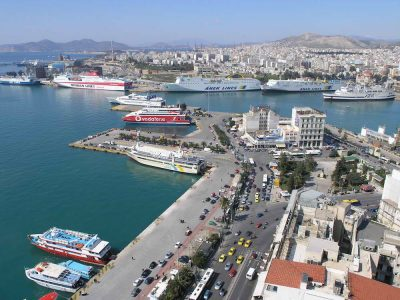 China's Takeover of the Port of Piraeus in Greece: Blowback for Europe