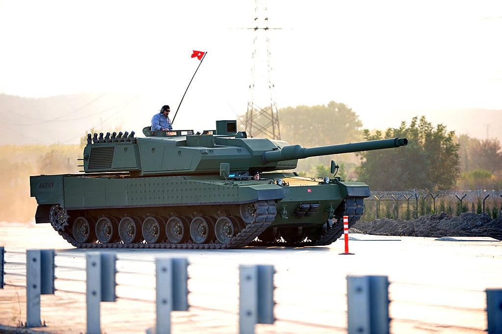 Ο Ερντογάν δίνει στρατιωτικά έργα σε κολλητούς του, με business στο Κατάρ – Το τουρκικό project άρματος μάχης Altay, δεν τελεσφορεί τελικά