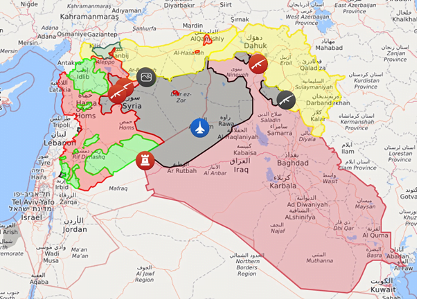 Οι αμερικανοί αναλυτές καταλήγουν στην κουρδική ανεξαρτησία. Η κυβέρνηση και το κράτος;