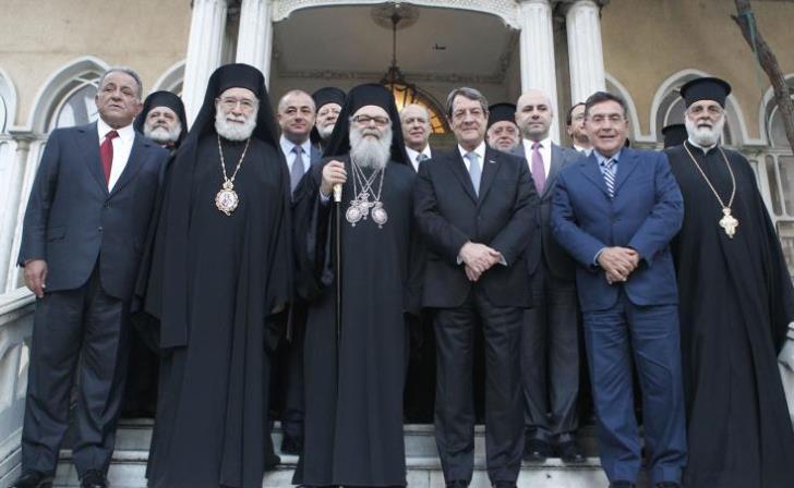 Ο Πατριάρχης Αντιόχειας ζήτησε τη συνδρομή Κύπρου για προστασία Χριστιανών
