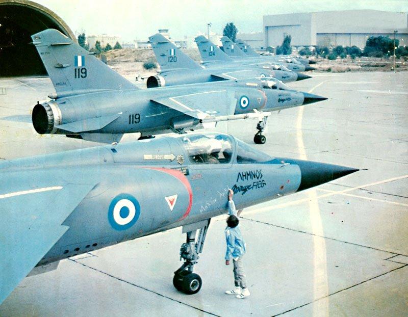 MIRAGE 2000-9: Η επίσκεψη του Κυρ. Μητσοτάκη – ΗΑΕ ευκαιρία ενίσχυσης της Πολεμικής Αεροπορίας