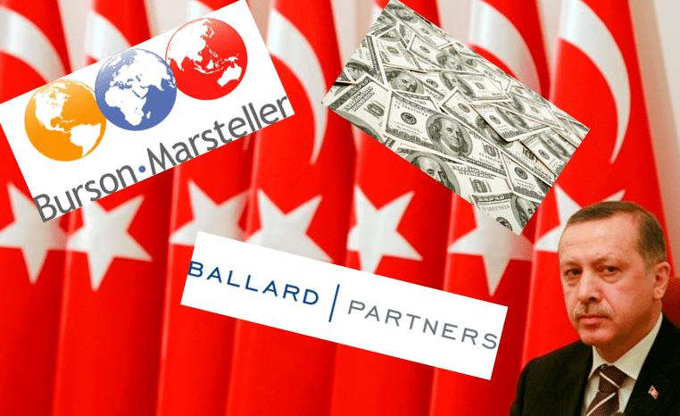Κι άλλα εκατομμύρια δίνει η Τουρκία σε εταιρείες λόμπι, για να διορθώσει την εικόνα της στις ΗΠΑ
