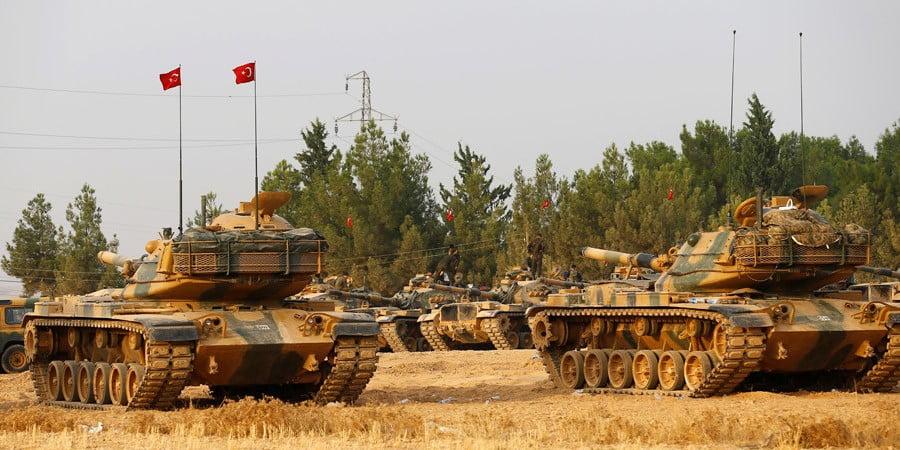 Σκούρα τα βρήκε η Τουρκία στην Αλ Μπαμπ με τους Κούρδους – Στέλνει για ενισχύσεις καταδρομείς και άλλες μάχιμες μονάδες