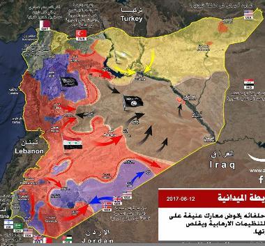 Οι ΗΠΑ Υποχωρούν από την Αλ Τανφ.  Παραιτούνται από την Κατάληψη της Νότιο-Ανατολικής Συρίας.